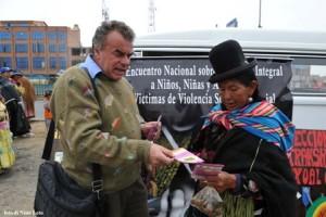 Riccardo_Giavarini_La Paz_Bolivia_sensibilizzazione contro violenza