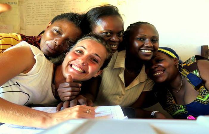 Valentina Corbucci - Tanzania_ Progetto sve CRTF