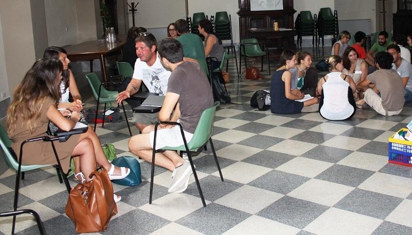 Incontro preliminare scn nel progetto What do youth want?_ 20072015