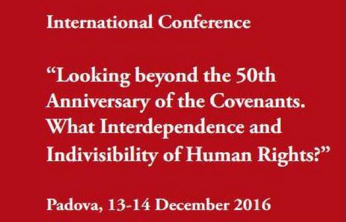 Conferenza Università Padova_Focsiv