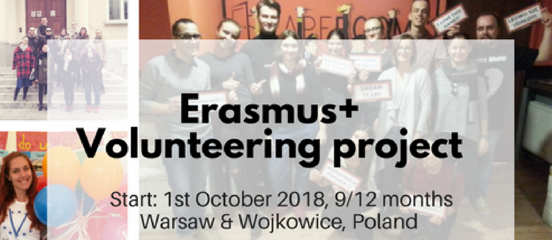 Erasmus-volunteering