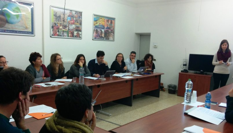 meeting Giovani - CSO, progetto What do Youth want