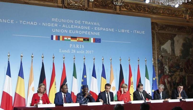 Summit Parigi