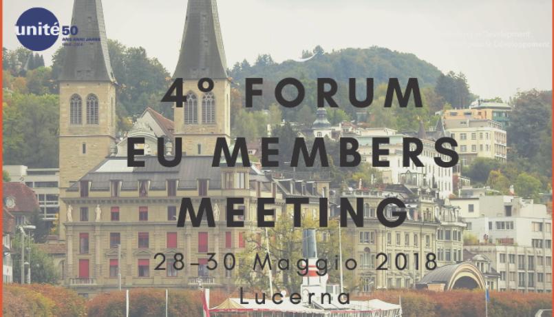 Draft locandina Forum EU - Lucerna 2018