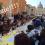 La Tavolata Romana Senza Muri riunisce la Roma solidale