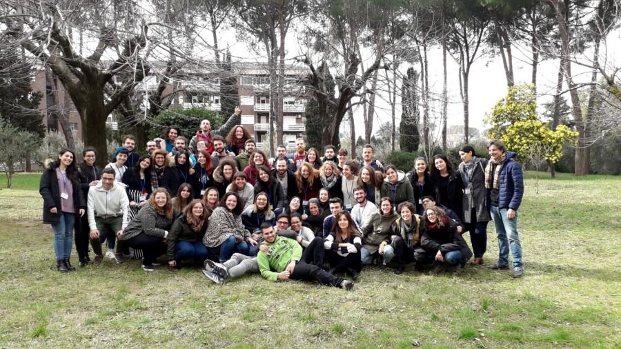 foto finale roma